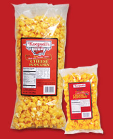 Koepsell's Popping Corn - Cheese Popcorn