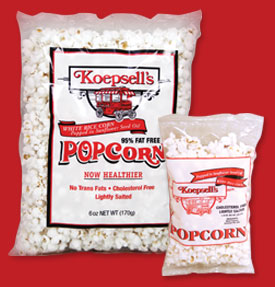 Koepsell's Popping Corn - White Rice Popcorn